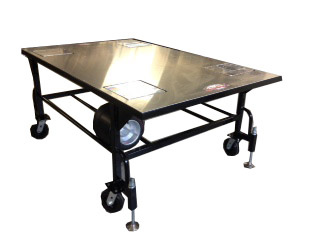 Chassis Rite Quarter Midget Scale Table