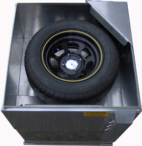 tire washing machine